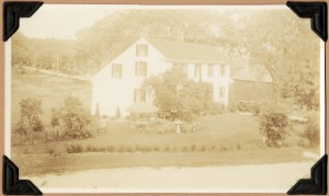 The Old Farrar Place, now residence of William C. Koford